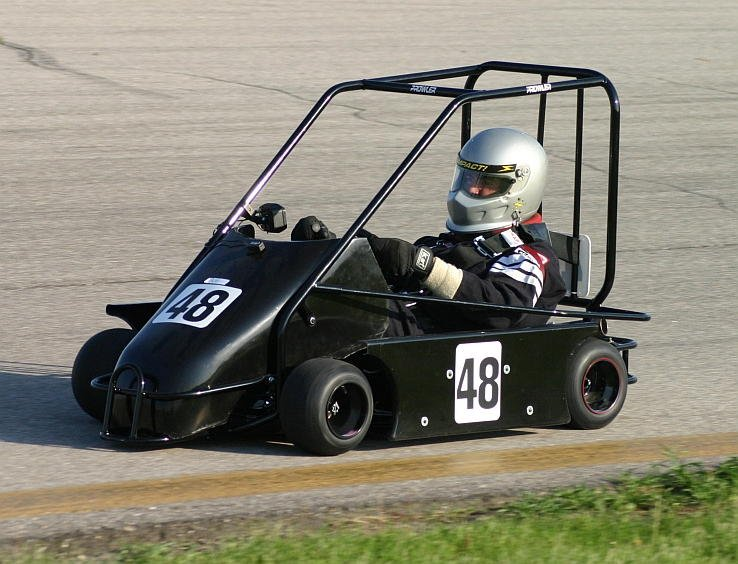 rieken 39 s racing prowler champ karts out2win com. Black Bedroom Furniture Sets. Home Design Ideas